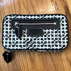 COACH jewelry pouch